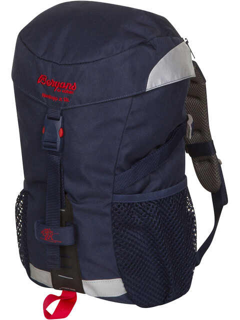 Bergans Nordkapp Jr 12 Navy/Red